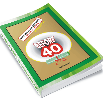 WEALTH SECRETS You Must Know Before40