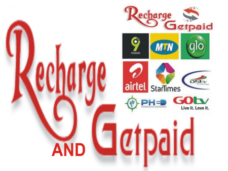 RECHARGE & Get PAID